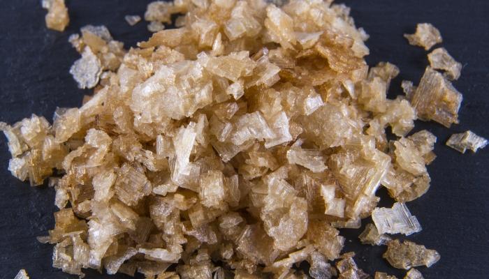 Anglesey Smoked Sea Salt Flakes