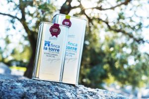 Finca la Torre olive oil