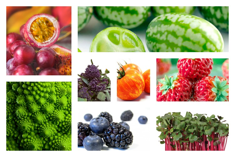 We provide fresh and local fruit and vegetables